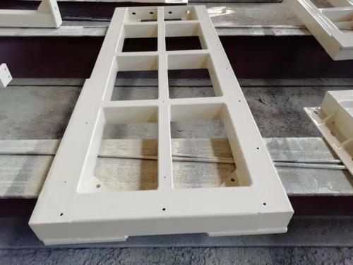 专业承建铆焊加工设备操控钢制行人天桥