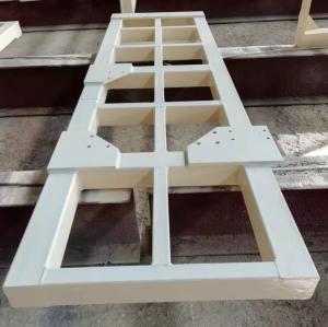 Professioneller Bau von Niet- und Schweißbearbeitungsgeräten zur Steuerung der Stahlbrücke
