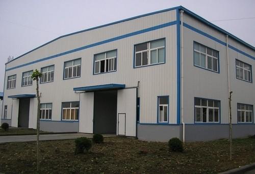 贵公司的钢结构厂的现场安装过程是什么?