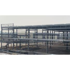 Professional design and construction of workshop steel structure, create excellent project