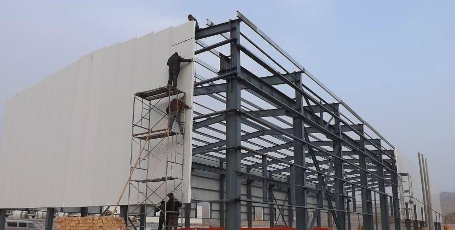 钢结构夹层的施工困难是什么?