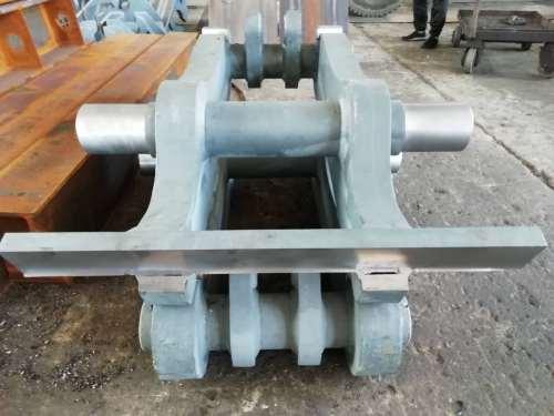 用于装卸物料的高品质火车翻正机部件