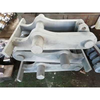 Hochwertige Zugdrehmaschinenteile zum Be- und Entladen von Materialien