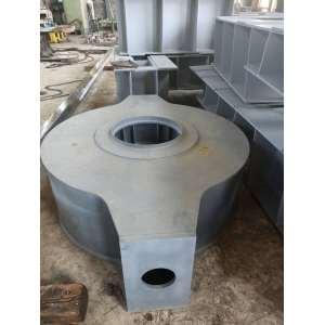 专业生产新型装卸机械的堆取料机零件