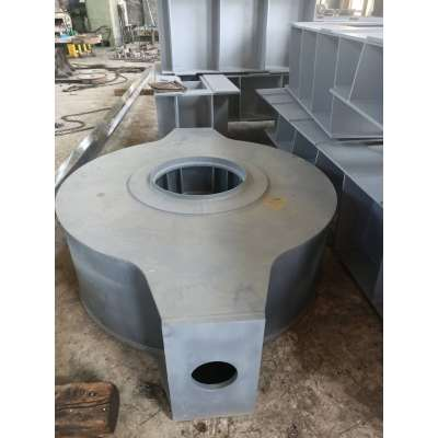 专业生产新型装卸机械堆取料机部件