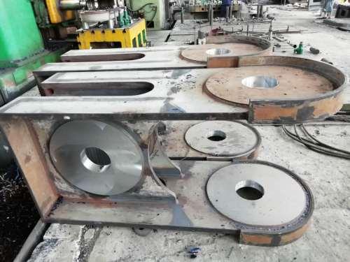 专业制造多型号起重机械吊车部件