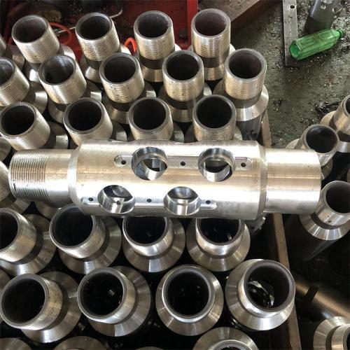 机加工制造高质量石油钻探工具