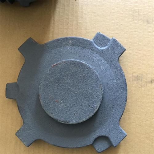 铸造安全耐磨损电机配件马达端盖