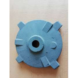Casting safety wear resistant motor accessories Motor end cover