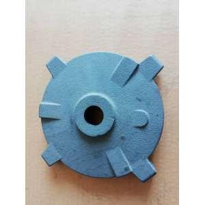 Accesorios de motor resistentes al desgaste de fundición Cubierta del extremo del motor
