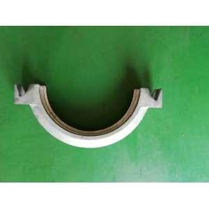 Der Hersteller produziert hochwertige Rohrverbindungen aus Gusseisen