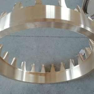 机加工密度低耐磨损轴承保持架