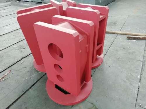 铆焊加工生产优质多型号减速机箱体