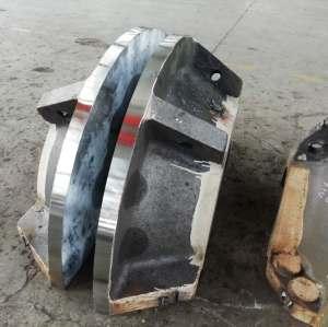 厂家直销多规格耐磨损船用泵轴轴套
