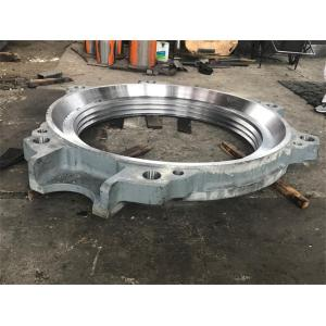 Maquinaria de minería mecanizada Bastidor de equipos de hierro fundido