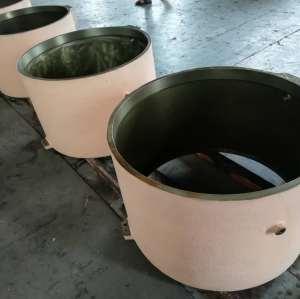 安全耐用海洋设备船用柴油机水套