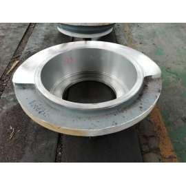Contrapeso de hierro fundido de componentes y equipos de minería de alta dureza