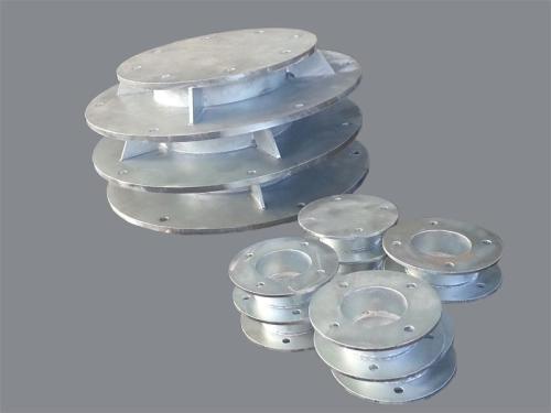 用于设备管道连接的高品质钢制法兰盘