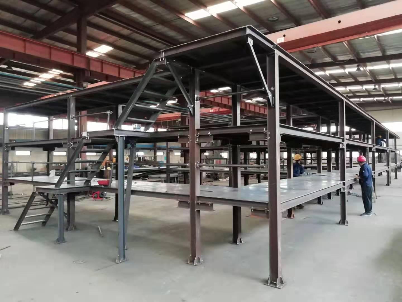 Welche Arbeiten müssen vor der Produktion des Regals der FXGTSS-Speicherplattform durchgeführt werde