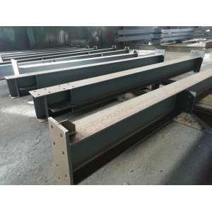 专业设计、安装大跨度环保耐用钢结构厂房