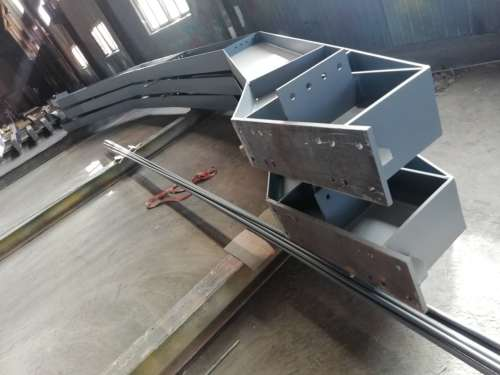 专业设计、安装大跨度环保耐用车间钢结构
