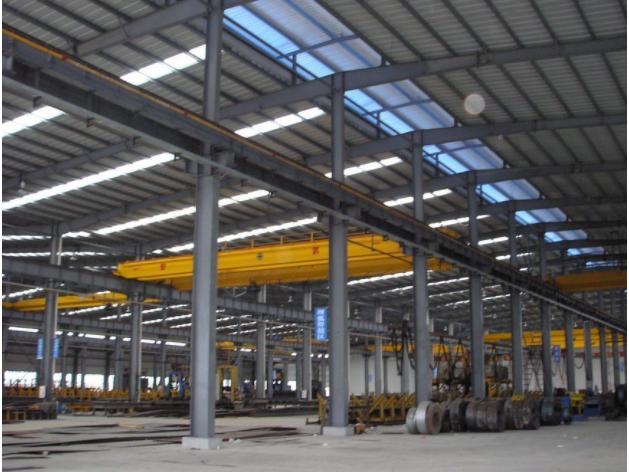如何提高车间钢结构的安装精度?