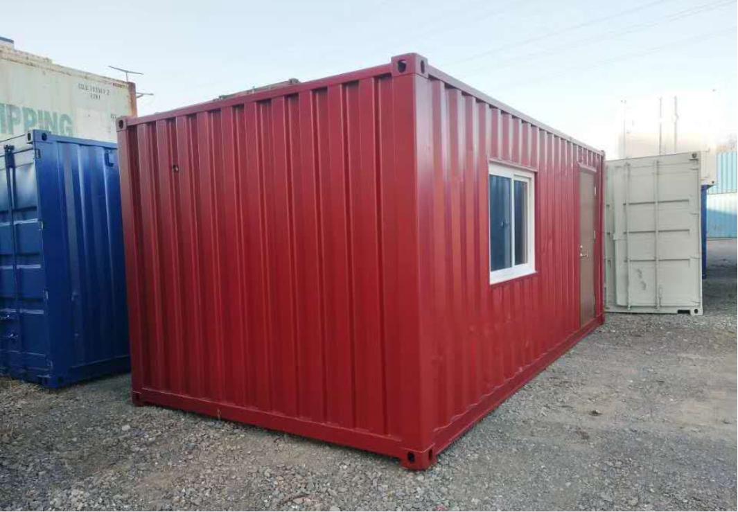 预制房屋结构中集装箱房屋的用途和特点是什么?