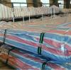 钢材生产,包装任务完成后,春节期间将包装发送给欧洲客户。