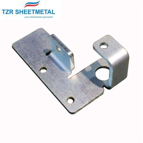 WELDON Fabricante Suministrado Personalizado CNC Acero Inoxidable Hierro Aluminio Metal Corte por láser Servicio de Fabricación de Hojas de Metal