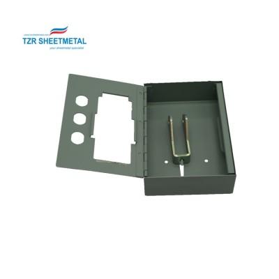 Hochwertiges Aluminiumblechgehäuse für die Fertigung von Blech für medizinische Geräte