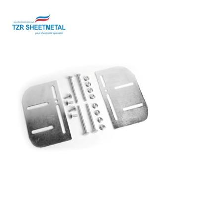 Soem-CNC-Maschinerie-kundenspezifisches Metallherstellungs-Blechgehäuse und -teile