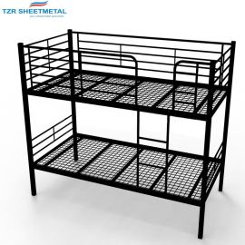 home furniture sleeping wall bed design queen size kids metal bunk bed