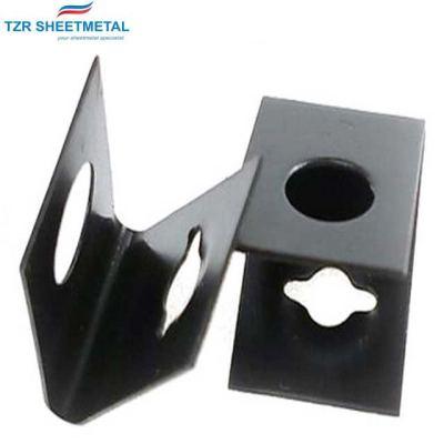 Kundenspezifische verzinkte Edelstahl-Stanzteile Blechschweißen, Verarbeitung und Fertigung