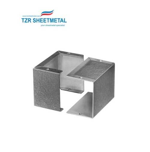 Preiswerte kundenspezifische hohe Genauigkeit Innen-IP65 Blechgehäuse für Elektronik