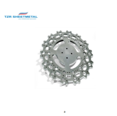 Shenzhen OEM Custom CNC Laser Cutting Processing AL5052,6061/Steel/SPCC/Brass Metal parts