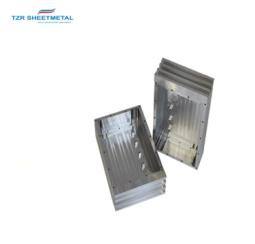 ISO9001: 2008 CNC-Druckguss aus Aluminiumlegierung ADC12