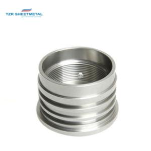 Shenzhen OEM Percision CNC Mecanizado Acero inoxidable 304 NCT Torneado Servicio de fabricación de chapa metálica