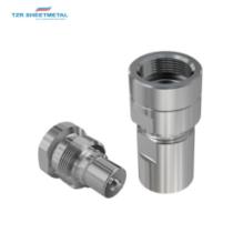 Shenzhen OEM Percision CNC Machining Stainless steel 304 NCT Turning Sheet Metal Fabrication Service