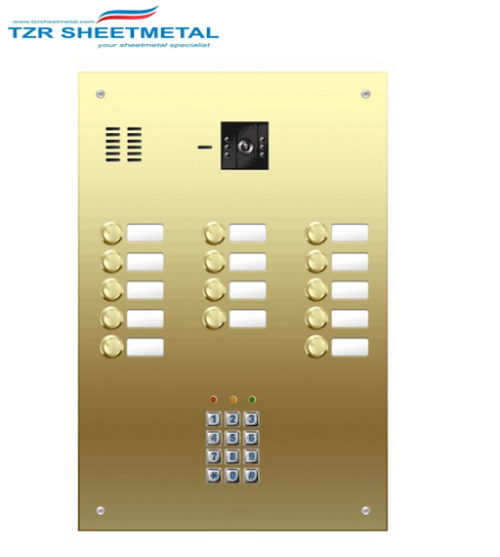 Qualitativ hochwertige Verstärkerplatte
