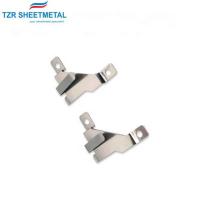 CNC Advanced Sheet Metal Fabrication Black Zinc Plating Fabrication Services