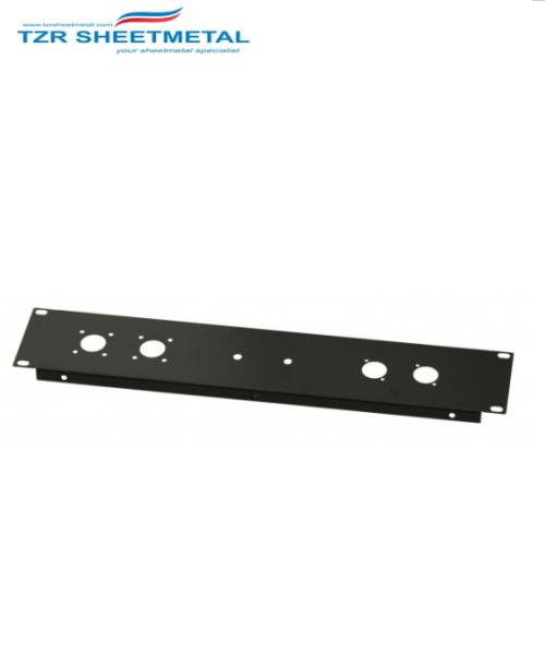 Umweltfreundliche Wahl 1U 9,5-Zoll-Half-Rack 300mm Stackable Rack Cabinet