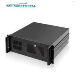 Hot selling manufacturer rack mount blank panel Safewell 1U 19