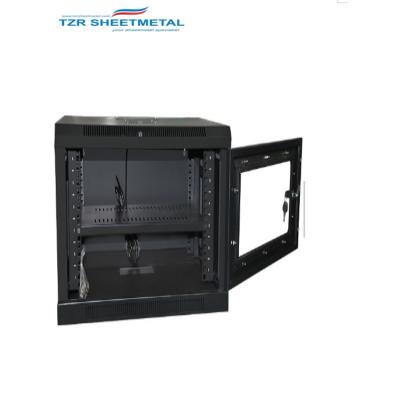 Hochleistungs-Rack-Netzwerk Server Stahl-Rack