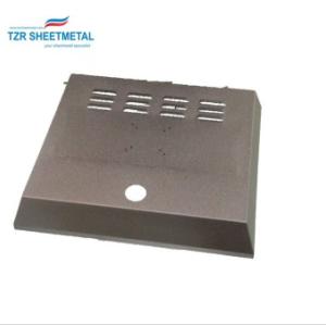 部品を押す注文の陽極酸化されたアルミニウム曲がる部品の薄板金