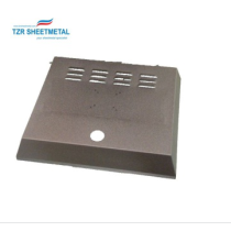 Custom Anodized Aluminum Bending Parts sheet metal stamping parts