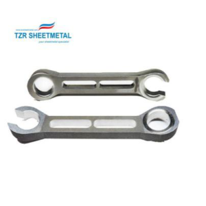 China Manufacturer Custom Made Precision Stainless Steel Sheet Metal Stamping Parts