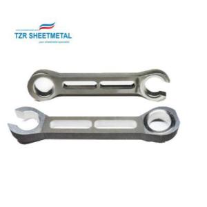 Chapa por encargo del acero inoxidable de la precisión del fabricante de China que sella piezas