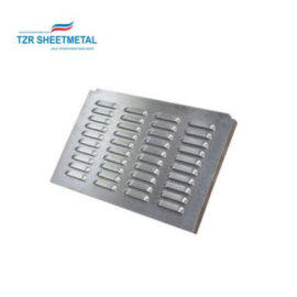 OEM Sheet metal fabrication products metal sheet fabrication Galvanized steel stamping part