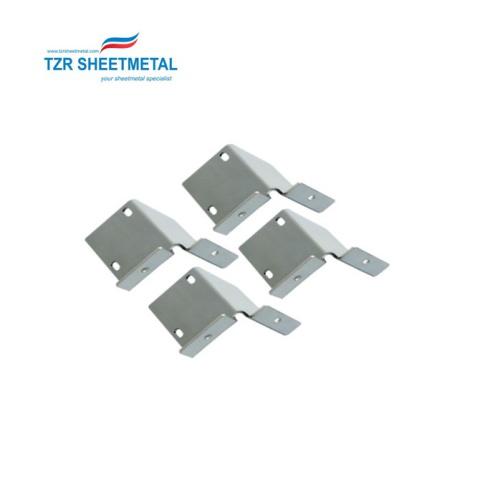 OEM Blechprodukte Blechfertigung Galvanisierter Stanzteil aus Stahl