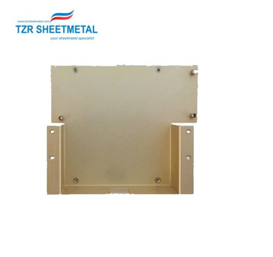 automatische Blechbiegemaschinenteile Produkte aus Blech-Präzisionsmetallstanzteilen